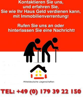 Immobilienverrentung Leipzig