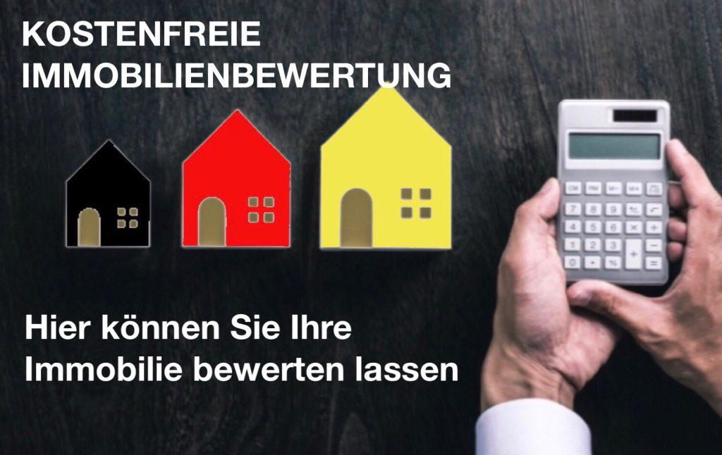 kostenfreie Immobilienbewertung